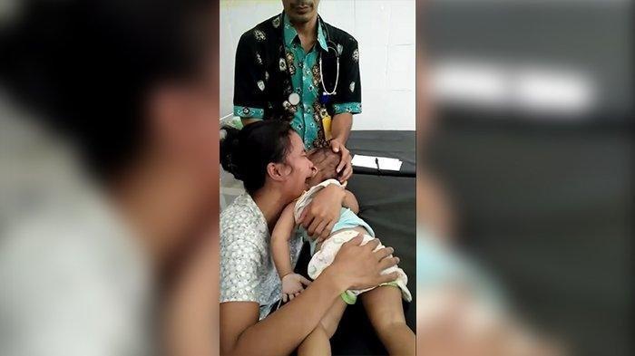 Tangis Histeris Ibu di Indramayu: Goncangkan Tubuh Sang Anak yang Telah Tewas Tersetrum