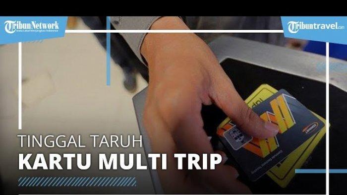 Cara Membuat Kartu Multi Trip untuk Naik KRL Solo-Yogyakarta, Lengkap dengan Cara Mengisi Saldonya