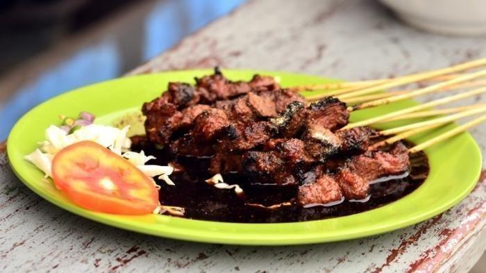 Resep Sate Kambing Enak Aneka Bumbu, Lakukan Trik Berikut agar Daging Empuk
