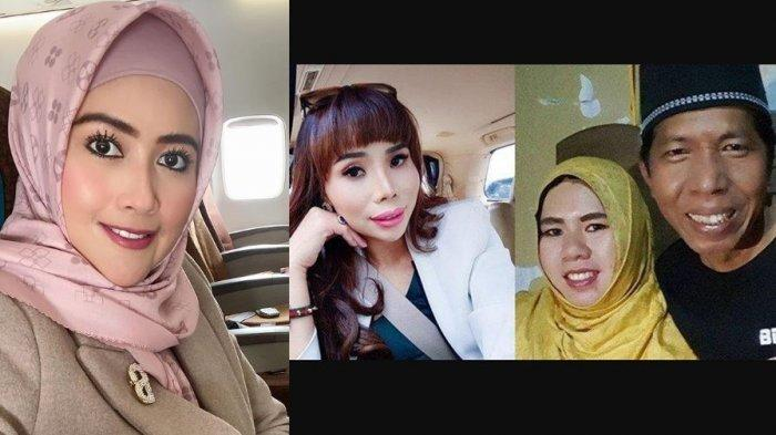 Kiwil Mengaku Hidup Hancur Dicerai 2 Istri, Meggy Wulandari Ungkap Suka Duka Bersuami Anggota Dewan