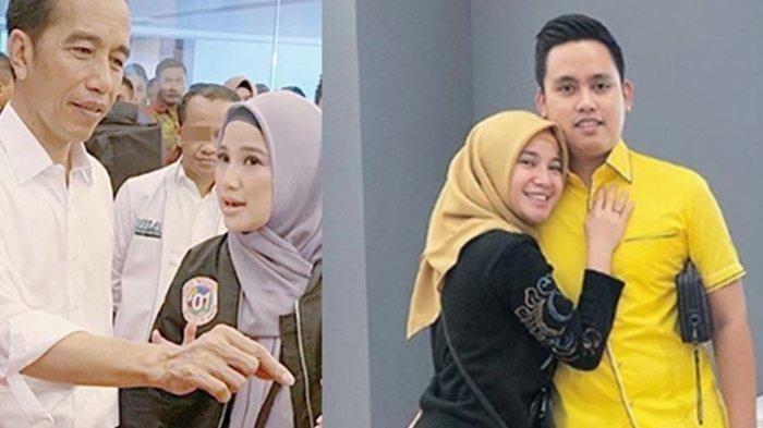 Chacha Frederica Setia Temani Dico Kampanye dan Dukung Jokowi, Suaminya Lolos ke Senayan atau Tidak?
