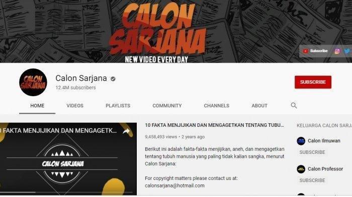TRENDING: Calon Sarjana Ketahuan Curi Konten YouTuber Luar Negeri, Sampaikan Maaf dan Minta Damai
