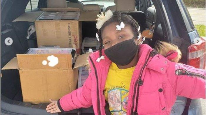 Pernah Jadi Korban Bully, Bocah 10 Tahun Kirim 1.500 Bahan Kerajinan ke Panti Asuhan saat Pandemi