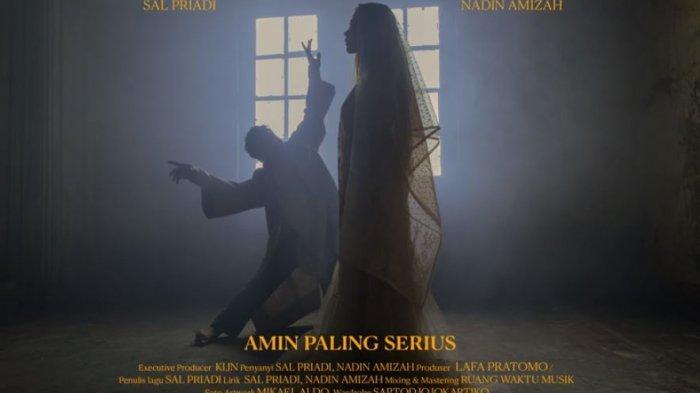 Chord Kunci Gitar dan Lirik Lagu Amin Paling Serius dari Sal Priadi feat Nadin Amizah