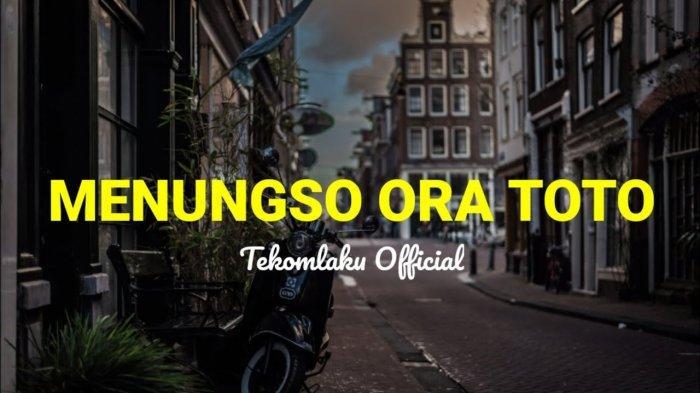 Chord Kunci Gitar dan Lirik Lagu Menungso Ora Toto - Tekomlaku: Pas Wingi Kowe Mblenjani Janji