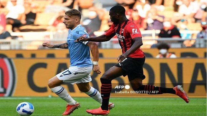 Bukan Penyerang AS Roma atau AC Milan, Pemain Lazio Ini Duduki Top Skor Sementara