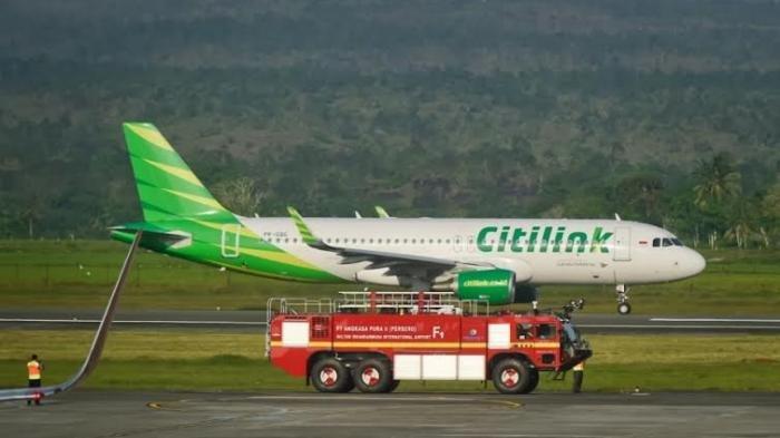 Naik Pesawat Citilink Berlogo Tiket.com, Kamu Bisa Dapat Voucher Rp 150 Ribu, Simak Caranya