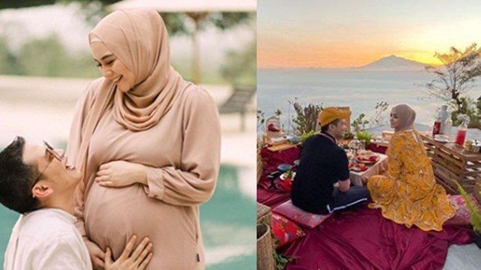 Rezky Aditya Bahagiakan Citra Kirana yang Segera Melahirkan, Babymoon di Resort Mewah Magelang