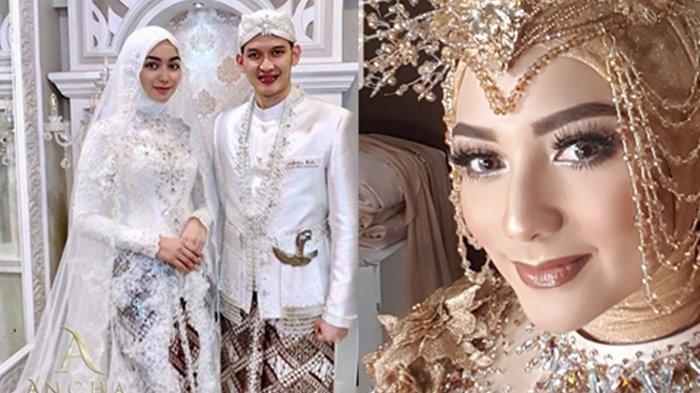 Citra Kirana dan Rezky Aditya Fitting Baju Pernikahan