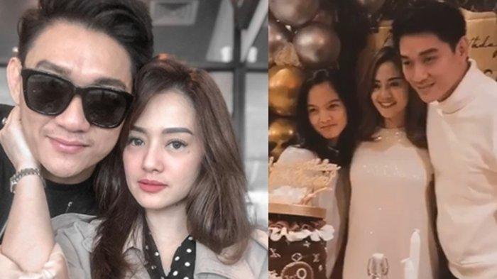 Suami Pertama Telah Wafat, Citra Monica Senang Akhirnya Anak Gadisnya Akan Punya Ayah Ifan Seventeen