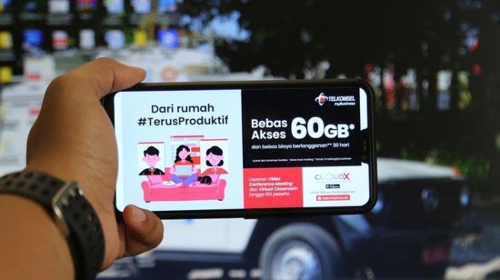 Fakta Dibalik Video Paket Data Telkomsel 30 GB Rp 10, Hanya untuk Aplikasi CloudX