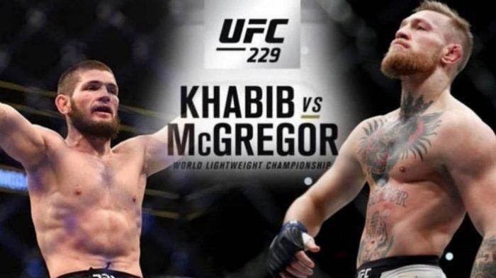 Hasil Sidang UFC: Khabib Nurmagomedov Diskorsing 9 bulan, Conor McGregor 6 Bulan