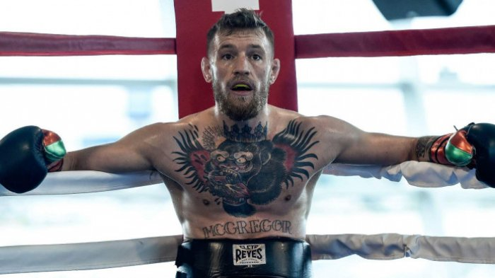 Kesaksian McGregor Imbas Insidan Patah Kaki, Mengaku Cedera Ini Sebelum Bertarung