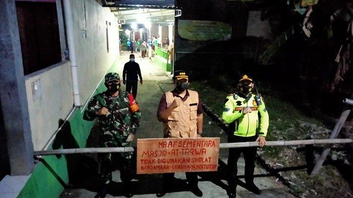 50 Warga di Banmati Sukoharjo Isolasi Mandiri, Gegara Imam Masjid Positif Covid-19