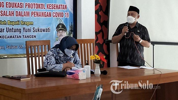 Bupati Yuni Turun Langsung, Dengar Curhat Satgas Covid-19 Kecamatan: Bicara dari Hati ke Hati