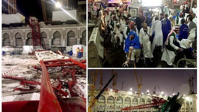 Soal Pencairan Kompensasi Korban Crane Jatuh di Arab Saudi, Ini Kata Kemenlu