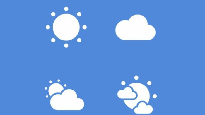Akhir Pekan, Simak Prakiraan Cuaca untuk Kota Solo dan Sekitarnya