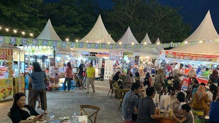 Festival Kuliner di The Park Mall Solo Baru, Ada Puluhan Stand dengan Ratusan Menu Tradisional