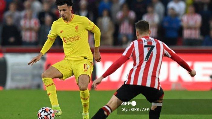 Hasil Liga Inggris Brentford vs Liverpool, Pergantian Curtis Jones Diprotes, Klopp Beri Penjelasan