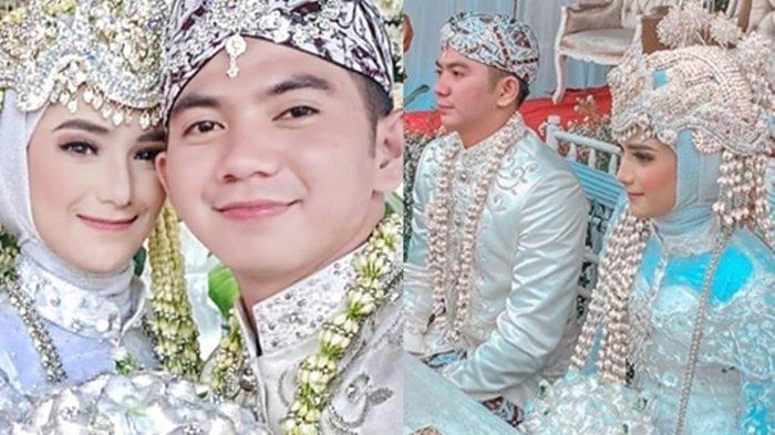 DA Rizky menikah dengan nadya mustika rahayu