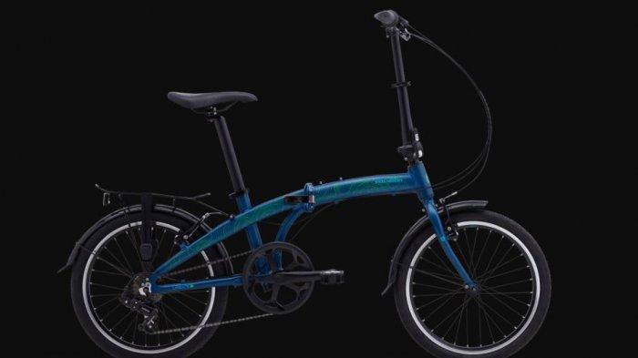 Daftar Harga Sepeda Lipat Mulai Rp 1 Jutaan: Lengkap Merek Polygon, United, dan Pacific