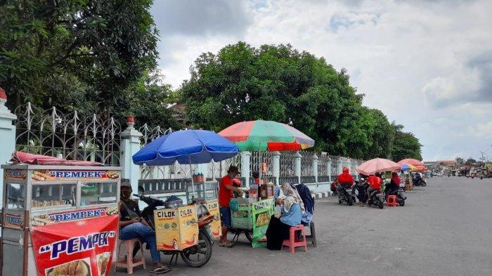 Imbas Pasien Covid-19 Asal Kudus Berdatangan, PKL Diimbau Tak Buka Lapak di Asrama Haji Donohudan