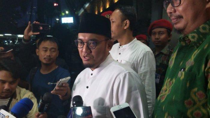 Dahnil Anzar Jadi Jubir Prabowo, Waketum Gerindra: Selain Tokoh Muda, Dahnil Juga Komunikatif