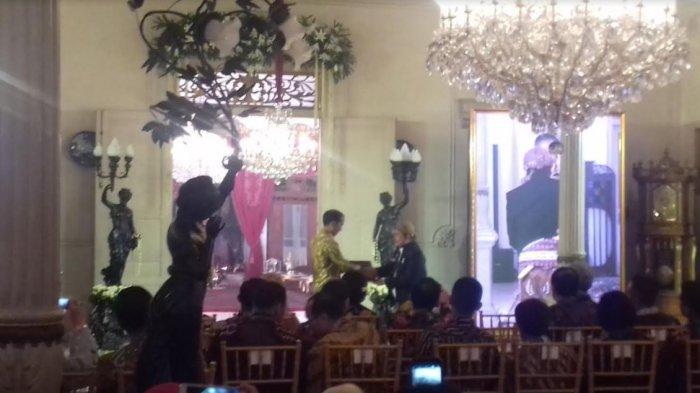 Presiden Jokowi: Saya Yakin Pecinta Batik Mancanegara Juga Pasti Tahu Danar Hadi