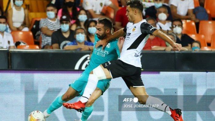 Mimpi Buruk Real Madrid di Pucuk La Liga, Harus Dihantam Badai Cedera, 7 Pemainnya Kini Absen