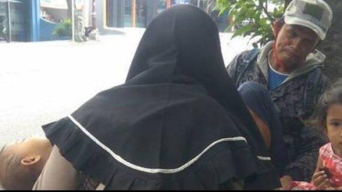 Dani Ajak Anak Istri Jalan Kaki Gombong-Bandung Bikin Terenyuh, Tetangga: Dia Suka Rekayasa Cerita