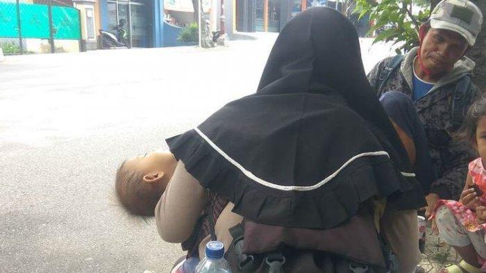 Dani Nekat Bawa Anak Istri Mudik Jalan Kaki : Pilu, Uang Sisa Rp 120 Ribu Setelah Kena PHK Pandemi