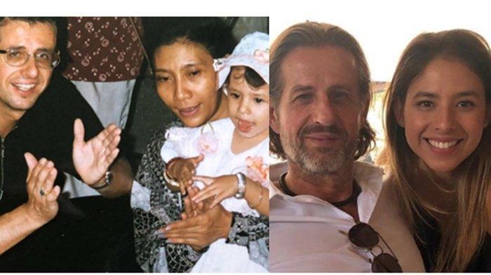 Potret Daniel Kaiser Mantan Suami Susi Pudjiastuti, Dapat Ucapan Ultah dari Sang Putri Nadine Kaiser