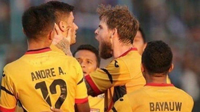 Mitra Kukar Bertekad Kalahkan Sriwijaya FC agar Keluar dari Zona Degradasi
