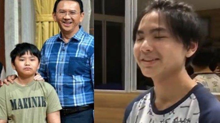 Daud Albeenner, Anak Bungsu Veronica Tan dan Ahok Sudah Beranjak Remaja, Intip Penampilan Barunya