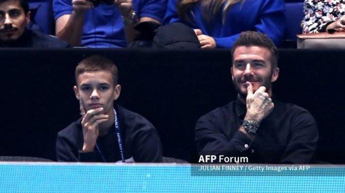 Romeo Beckham Debut Profesional Jadi Pemain Sepakbola, Bikin David Beckham Bangga !