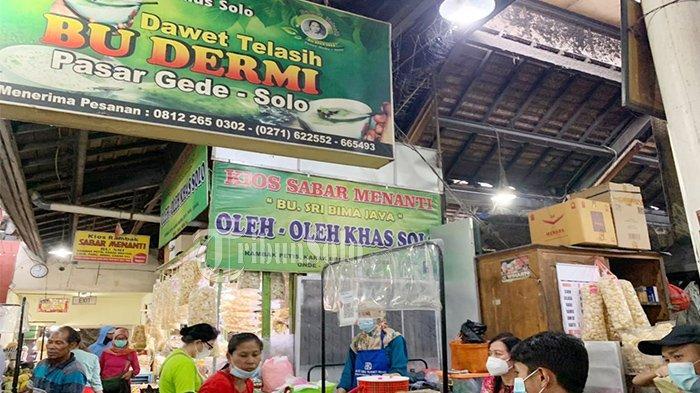 Kisah Warung Dawet Langganan Jokowi di Pasar Gede, Biasa Lebaran Raup Rp 5 Juta, Kini Hanya Kenangan