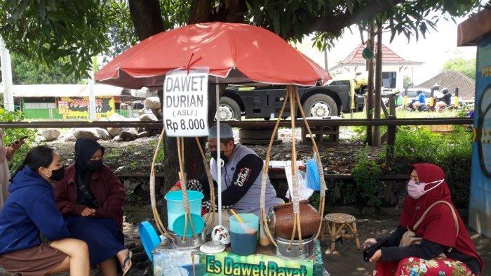 Dawet Pak Kamto khas Bayat, Klaten di Solo