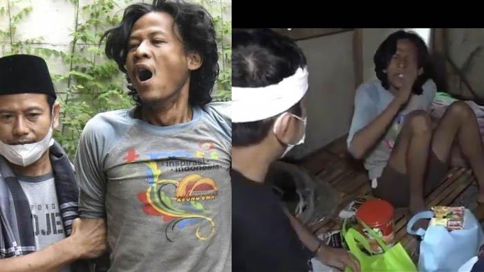 Viral Video Pria Sakit Jiwa Tampar Anggota DPR, Ini yang Terjadi padanya Setelah Tak Direkam Video