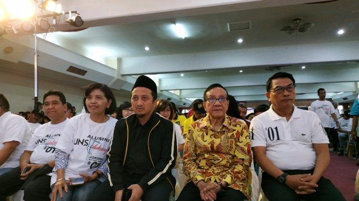 Moeldoko, Akbar Tandjung hingga Ustaz Yusuf Mansur Hadir dalam Deklarasi JoSmart di Solo