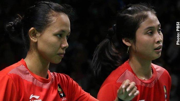 Setelah Greysia/Apriyani, Della/Rizki Juga Maju ke Babak Kedua Hong Kong Open 2018