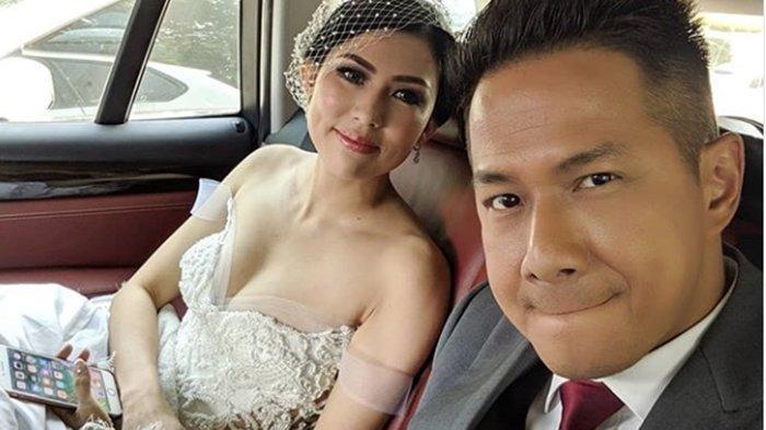 SAH! Delon Resmi Lepas Status Duda, Sudah Resmi Nikahi Aida Chandra, Intip Foto-foto Pernikahannya