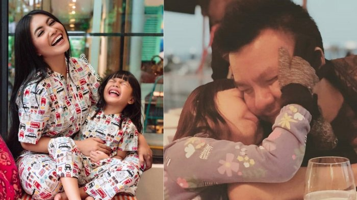 Jerry Aurum Tak Pernah Jenguk, Aisha Putri Denada Sering Menangis Kangen Papa, Sang Nenek Ikut Sedih
