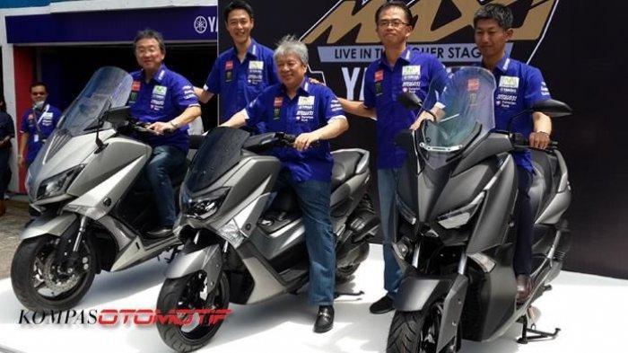 Daftar Harga Motor Yamaha Terbaru di Solo, Yamaha NMAX Masih Jadi Favorit