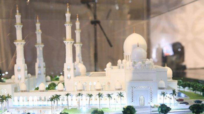 Update Masjid Raya Syeikh Zayed Hadiah untuk Jokowi di Solo, Wali Kota Gibran Yakini 15 Bulan Kelar