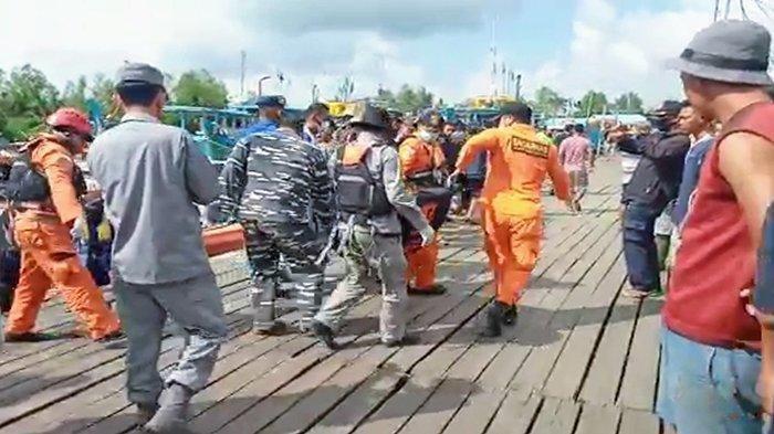 Kronologi 14 Kapal Tenggelam Akibat Badai di Kalimantan Barat, 39 Orang Masih Hilang, 15 Orang Tewas