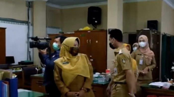 Kronologi Wali Kota Gibran Marah ke Guru SMAN 1 Solo : Tak Pakai Masker saat Pembelajaran Jarak Jauh
