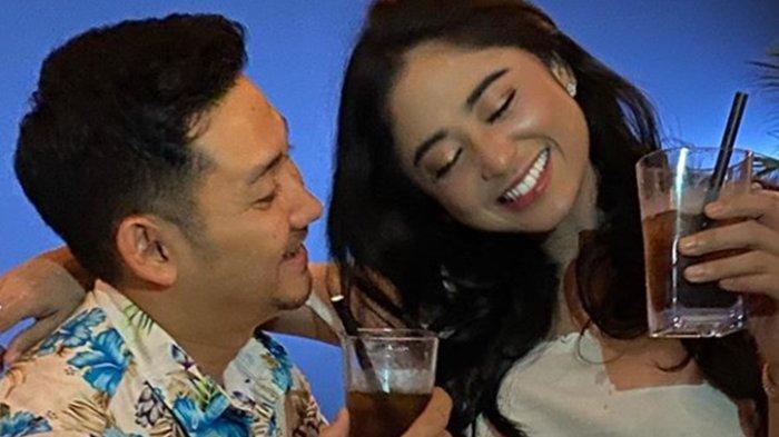 Dewi Perssik Foto bareng Suami Tulis Soal Salah Memilih dan Memutuskan, Maia Estianty Beri Komentar