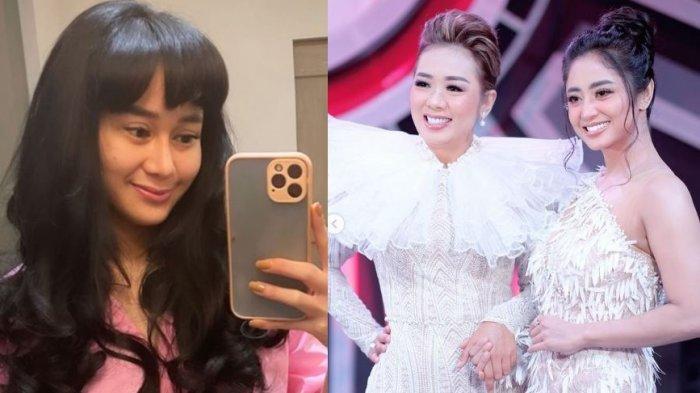 Dewi Perssik Foto Bareng Soimah, Bukti Orang Kampung Sukses jadi Artis, Sindir Denise Chariesta?