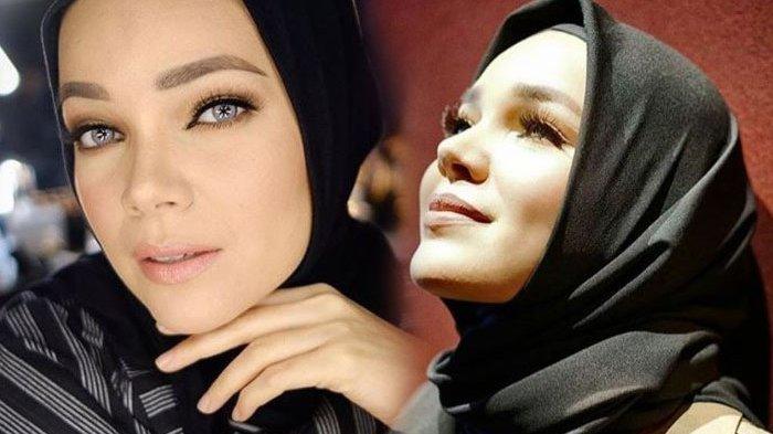 Netter Merinding, Dewi Sandra Ingatkan Soal Kematian Saat Berkunjung ke Museum Tsunami Aceh