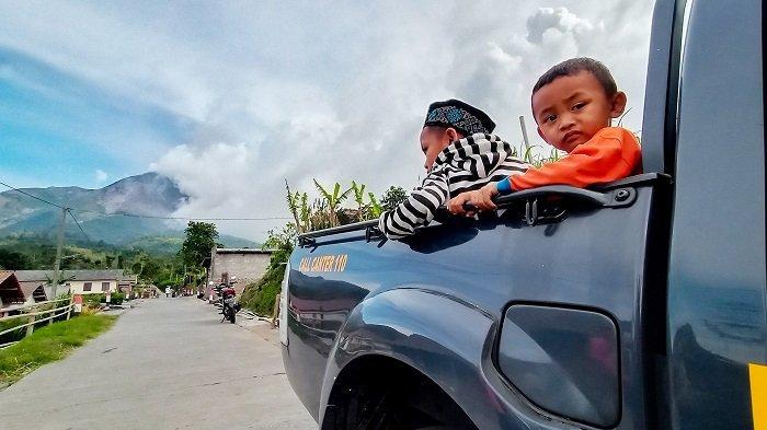 Meski Merapi Muntahkan Lava Pijar, BPBD Klaten Sebut Warganya di Lereng Gunung Masih Kondusif